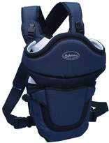 Mabyland Trek Baby Carrier (Navy/ Black, Small Logo)