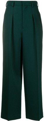 AMI Paris Straight-Leg Tailored Trousers