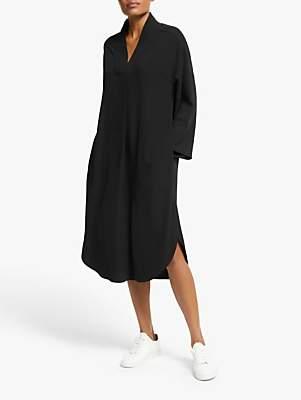 KIN Trapeze Kimono Dress, Black