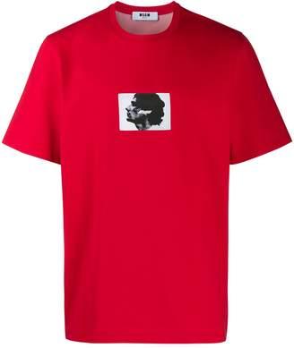 MSGM printed T-shirt