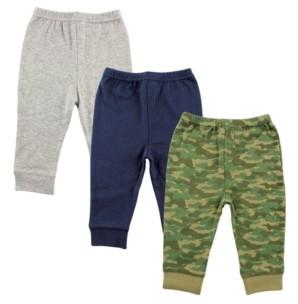Luvable Friends Baby Girl Sleeveless Bodysuits, 3-Pack