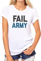 ANGRYDEER Fail Army Quality Womens T-Shirt