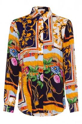 Riani Print Shirt - 10