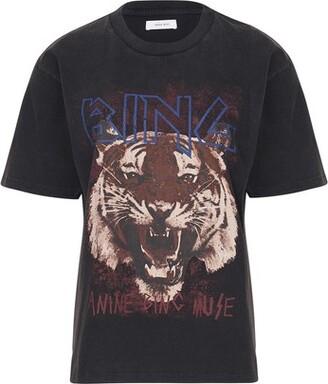 Anine Bing Tiger t-shirt