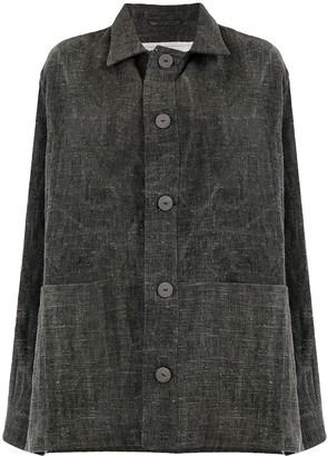 Toogood Button Shirt Jacket