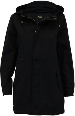 Brave Soul Ladie's Jacket BELGIUMPKB Black UK 10