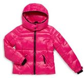 S13/Nyc Girl's Mogul Hooded Puffer Jacket