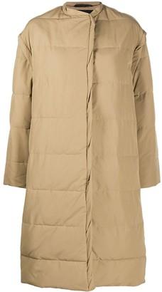Givenchy Oversize Padded Coat
