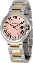 Cartier Men's W6920033 Ballon Bleu de Cartie Pink Mother-Of-Pearl Dial Watch