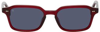 Raen Red Boyd Sunglasses