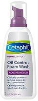 Cetaphil Dermacontrol Foam Wash, 8 Fluid Ounce