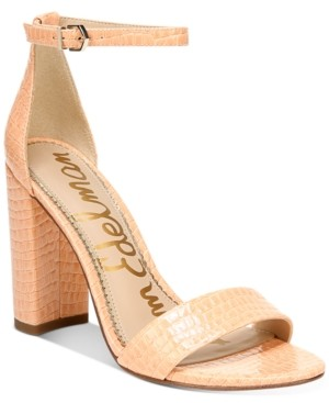 Sam Edelman Women's Yaro Dress Sandals Women's Shoes
