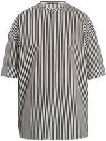 Haider Ackermann Oversized striped shirt