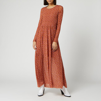 Free People Women's Hello and Goodbye Midi Dress