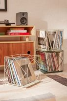 Urban Outfitters Cramer Vinyl Storage Crate