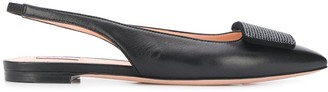 Bally Pointed Slingback Pumps