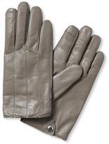 Banana Republic Seamed Leather Glove