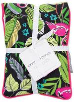 A. T NEW Flamingo Palm Heat Pillow
