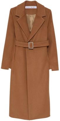 Sonia Carrasco Gathered Coat
