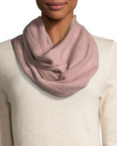 Sofia Cashmere Sequined Cashmere/Silk Infinity Scarf