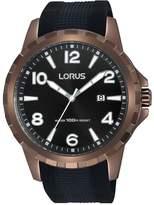 Lorus Men's RH985F Sport Silicone Strap Wrist Watch