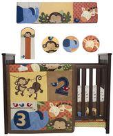 Kids Line Jungle 1, 2, 3 8-pc. Crib Set