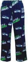 "Concept Sports Seatte Seahawks NF ""Payoff"" Men's Micro Feece Pajama Pants"