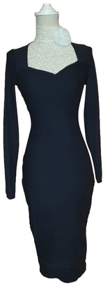 Wolford Black Wool Dress for Women