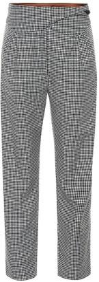 BLAZÉ MILANO Kismet Basque wool-blend pants