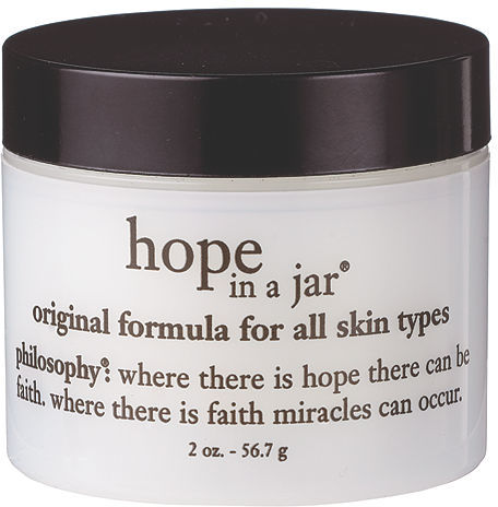 Philosophy hope in a jar original formula for all skin types 2 oz (59 ml)