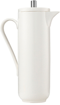 La Cafetiere Lexi Bone China Coffee Cafetiere, White, 900ml