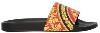 Versace Barocco printed sandals