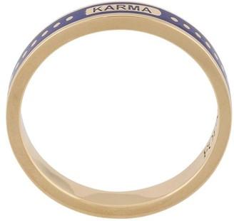 Foundrae Karma Thin ring