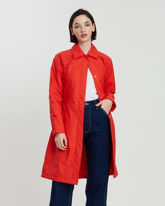 Rains Women's Parkas - W Trench Coat - Size One Size, XXS/XS at The Iconic