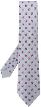 Hermes Pre-Owned 2000's printed tie