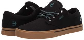 Etnies Jameson Preserve (Black/Green/Gum) Men's Skate Shoes