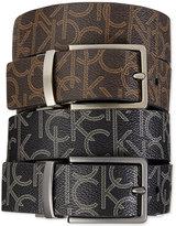 Calvin Klein Reversible Flat Strap Belt
