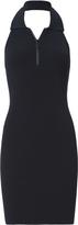 Designers Remix Megan Collared Halter Knit Dress