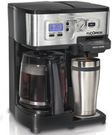 Hamilton Beach 2-Way FlexBrew Programmable Coffee Maker
