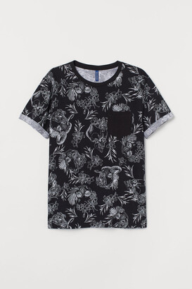 H&M T-shirt - Black