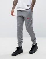 Nike Air Hybrid Joggers In Grey 885430-091