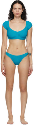 BOUND by Bond-Eye Blue The Soleil Bikini