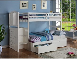 Rosendahl Harriet Bee Twin over Full Bunk Bed Harriet Bee