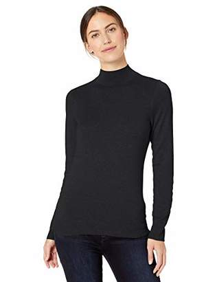 Amazon Essentials Lightweight Mockneck SweaterXS