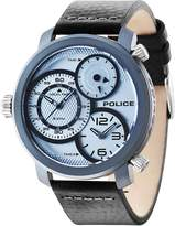 Police Gents Mamba Black Strap Watch