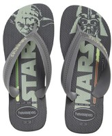 Havaianas Toddler Boy's Max Star Wars Flip Flop