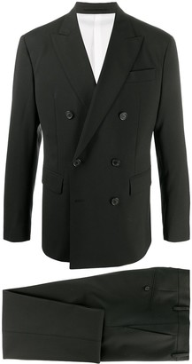 DSQUARED2 Boston double-breasted suit