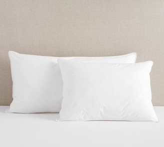 Pottery Barn SleepSmart 37.5 Wool Memory Down Alternative Pillow