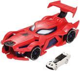 Hot Wheels Spiderman Web-Car Launcher Vehicle