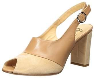 Butter Shoes Women's Radar Peep Toe Slingback Pump